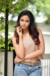 Chandana Koppisetty Photo Shoot