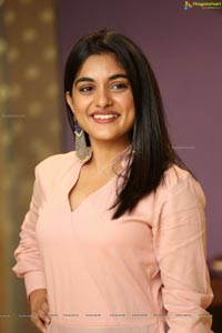 Nivetha Thomas @ Brochevarevarura Success Meet