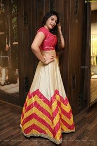 Hasini Chowdary Latest Photoshoot Images