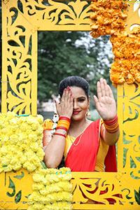 Himaja Stills From JA Movie
