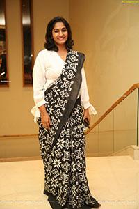 Jhansi at Thimmarusu Movie Pre-Release Event