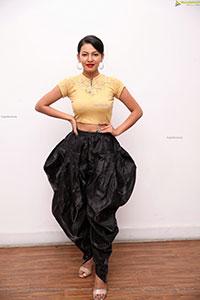 Kavitha Mahatho Latest Stills
