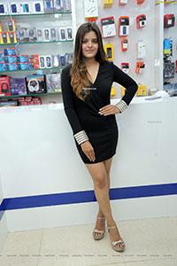 Kusumm in Black Mini Skirt Suit