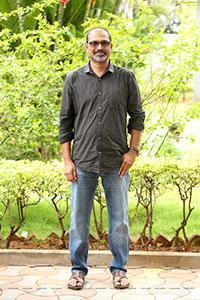 Laxman Meneni at MAD Movie Interview