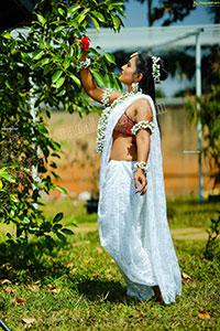 Mamatha Rahuth in Shakuntala Look