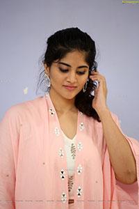 Megha Akash at Dear Megha Movie Teaser Launch