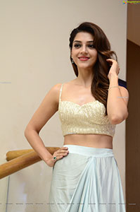Mehreen Kaur at Manchi Rojulochaie Movie Intro Look Launch