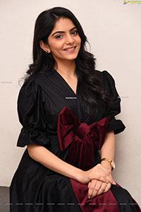 Misha Narang at Missing Movie Trailer Launch