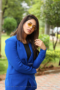Priyanka Jawalkar at Thimmarusu Movie Success Meet