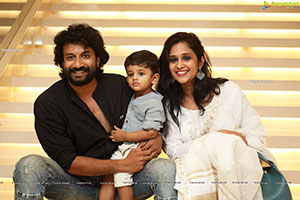 Satyadev's Adorable Family Picture