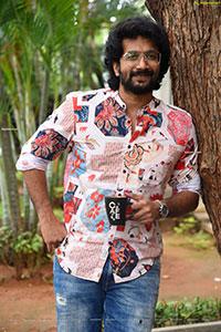 Satyadev Kancharana at Thimmarusu Movie Press Meet