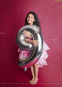 Sitara Ghattamaneni's 9th Birthday Photoshoot Stills