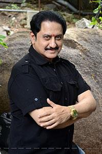 Suman at Alludu Bangaram Movie Opening