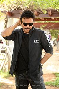 Victory Venkatesh at Narappa Movie Interview