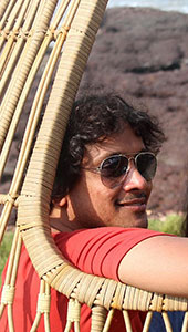 Telugu Screenwriter Srikanth Vissa Photo Gallery
