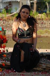 Anupoorva Hot HD Stills from Jhalak