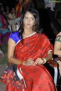 Lakshmi Prasanna at Sanchalana School of Dance Brochure Launch