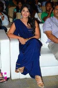 Anjali at Balupu Audio Release