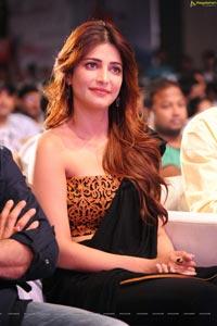 Shruti Haasan at Balupu Audio Release