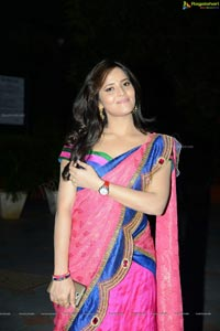 Anchor Anasuya at Kevvu Keka Audio Release