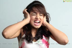 Tejaswi Madivada in Ice Cream