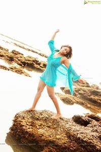 Srilekha Beach Stills