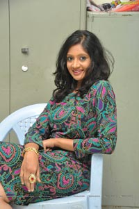 Heroine Sandeepthi