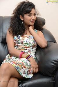 Tollywood Heroine Vishnupriya