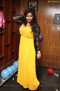 Actress Jyothi