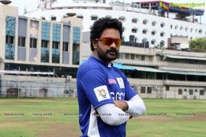 Telugu TV Actor Nanda Kishore