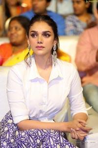 Aditi Rao Hydari Sammohanam