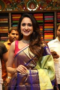 Pragya Jaiswal in Pattu Saree
