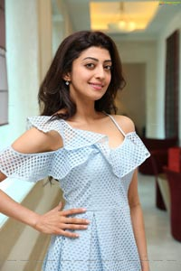 Pranitha Subhash Mass Leader