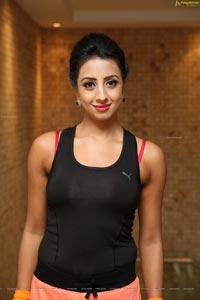 Sanjjanaa Yoga stills