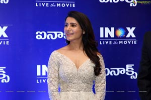 Samantha at INOX Multiplex inaguration, GSM Mall