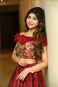 Srijitha Ghosh at Trendz Exhibition Launch