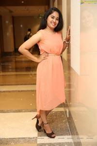 Indrani Chakicherla at Sutraa Exhibition Curtain Raiser