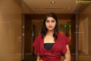 Naziya Khan at Sutraa Exhibition Curtain Raiser