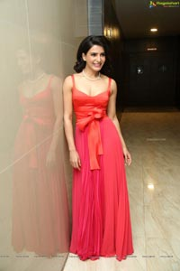 Samantha Akkineni at Oh Baby Pre-Release
