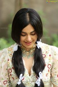 Adah Sharma @ Kalki Interview