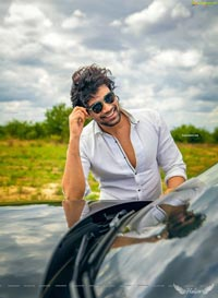 Bellamkonda Sreenivas Flaunts His Range Rover