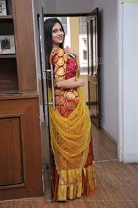 Dimple Thakur Stills at Hi-Life Exhibition Curtain Raiser