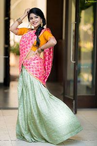 Pavitra Lakshmi Latest Photoshoot Stills