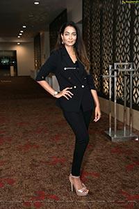 Rashmi Thakur at SafeZone Device Launch