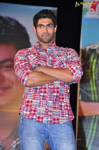Rana at Naa Ishtam Audio Release