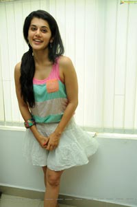 Expressions of Taapsee