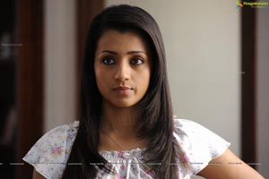 Trisha in Samar - High Definition Stills