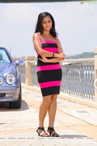 Aasheekaa Bathija Mercedes Benz CLK 230