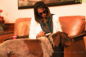 Lakshmi Manchu as Hair Dresser