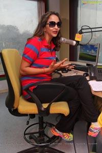 Lakshmi Manchu in T-Shirt